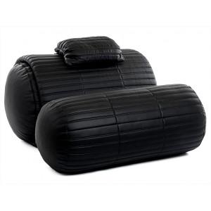 Кресло ролл МБ экокожа