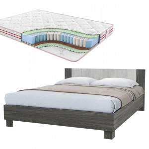 Кровать Sontelle Ферри + матрас Sante Castom alist