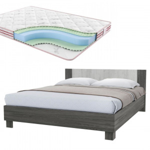 Кровать Sontelle Ферри + матрас Sante Roll 16 R