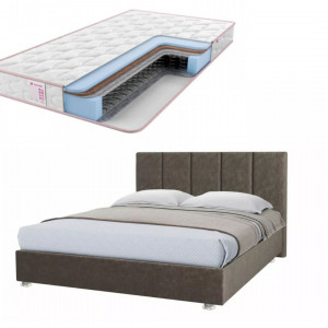 Кровать Sontelle Рибера + матрас Libre Base felt