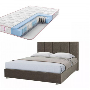 Кровать Sontelle Рибера + матрас Libre Castom king