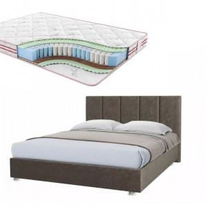 Кровать Sontelle Рибера + матрас Sante Castom alist