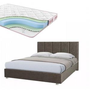 Кровать Sontelle Рибера + матрас Sante Roll 16 R