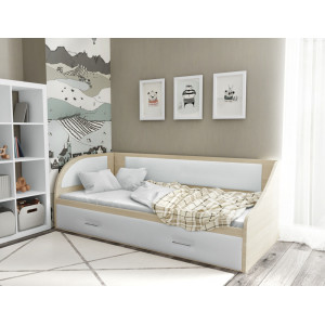 Детская кровать Sontelle Кэлми с ящиком