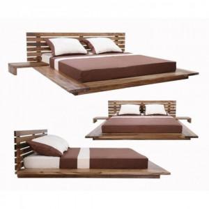 Кровать Катана в японском стиле