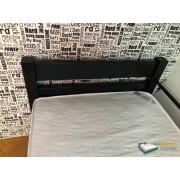 Кровать из сосны ВМК Шале Флора