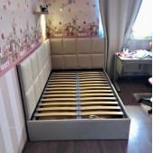 Кровать тахта Питти с подъемным механизмом