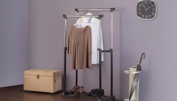 Топ-10 лучших напольных вешалок для одежды