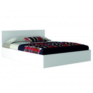 Кровать Виктория белая с матрасом ГОСТ