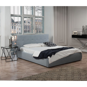 Кровать Selesta ткань с основанием