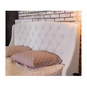 Мягкая кровать Stefani ткань с подъемным механизмом