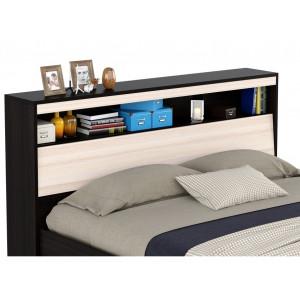 Кровать Виктория с блоками и ящиками