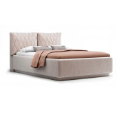 Кровать Nuvola Celeste velutto 04