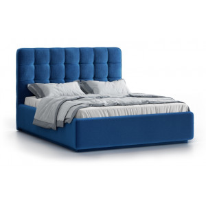 Кровать Nuvola Nola velutto 26