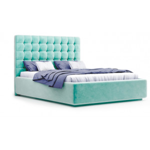 Кровать Nuvola Vita velutto 14