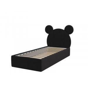Кровать Ole Mickey детская черный