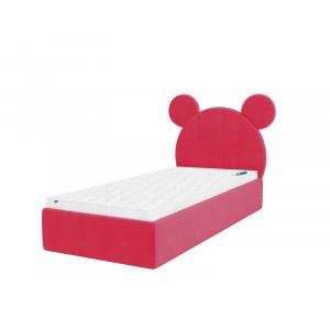 Кровать Ole Mickey детская розовый