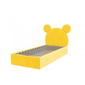 Кровать Ole Mickey детская желтый