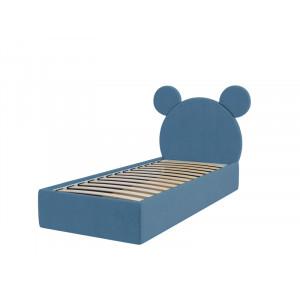 Кровать Ole Mickey детская голубой