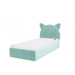 Кровать Ole Kitty детская бирюзовый