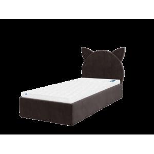 Кровать Ole Kitty детская коричневый