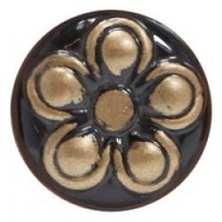 Черный глянец с позолотой (спец заказ) +10% к стоимости  + 15907р.