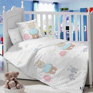Детское постельное белье Промтекс Ориент Bebo 1