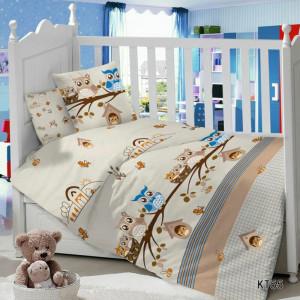 Детское постельное белье Промтекс Ориент Bird