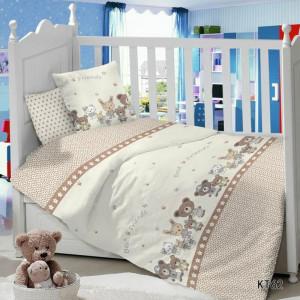 Детское постельное белье Промтекс Ориент Kamo 1