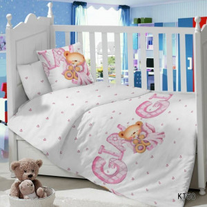 Детское постельное белье Промтекс Ориент Kamo 2