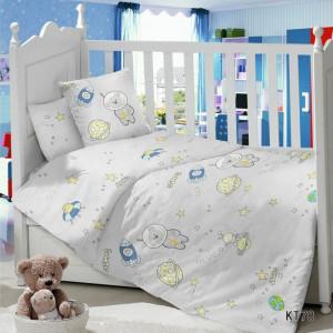 Детское постельное белье Промтекс Ориент Kosmo