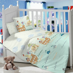 Детское постельное белье Промтекс Ориент Sea 2