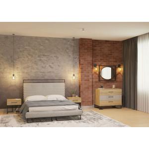 Модульная спальня Лофт-1