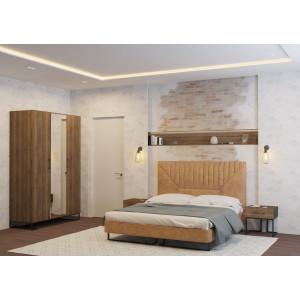 Модульная спальня Лофт-2