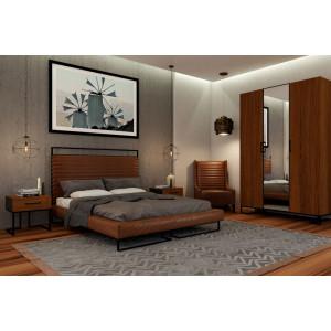 Модульная спальня Лофт-4