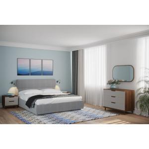 Модульная спальня Сканди-2
