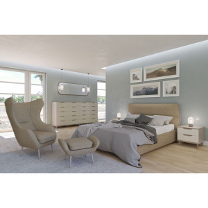 Модульная спальня Сканди-5