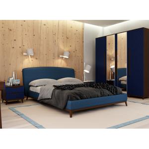 Модульная спальня Сканди-6