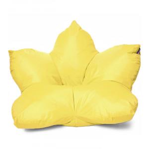 Кресло мешок Цветок в ткани Оксфорд