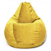 Кресло мешок Груша в велюре Maserrati