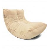 Кресло мешок Кокон в велюре Maserrati