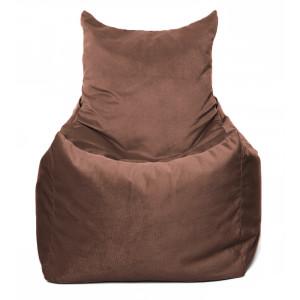Кресло Топчан в велюре Maserrati
