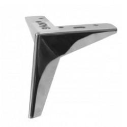 Ножка угловая металл 135 мм 900 руб/шт