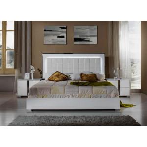 Кровать Скипер с подсветкой