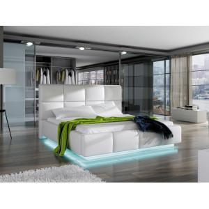 Кровать Шебби с подсветкой