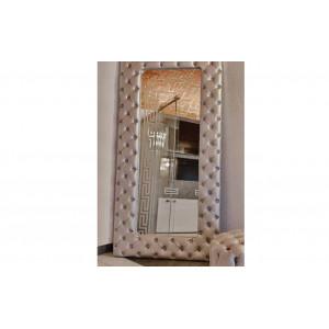 Зеркало SleepArt в каретной стяжке Ивер