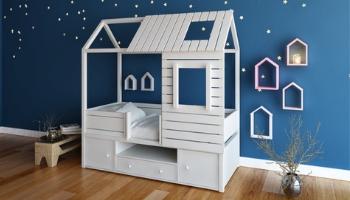 Детская кровать домик - ваш гид в выборе