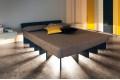 Кровать с подсветкой: «домашнее волшебство»