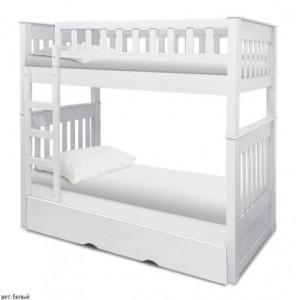 Двухъярусная детская кровать ВМК Шале Астрид