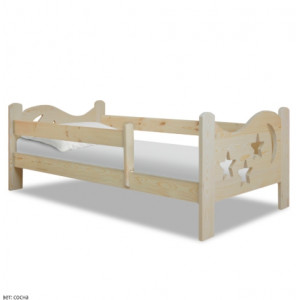 Детская кровать ВМК Шале Звездочет